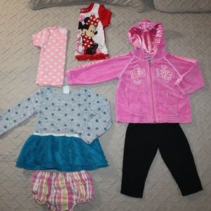 Other - 9 PCS | 18-24 Mo. Girl's Clothes